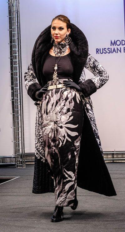 FASHION PEOPLE   Вячеслав Зайцев представил коллекцию на соискание премии «Мода России» 2014