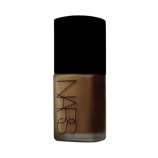 how to make a matte foundation dewy