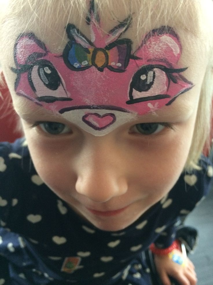 Care bears face paint