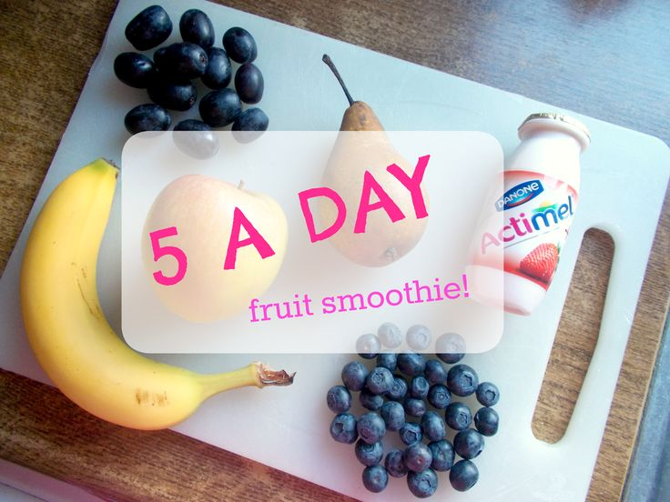 My 5 A Day Smoothie Recipe ft. a special ingredient!  > http://thriftoclock.blogspot.com/2015/03/5-day-smoothie-recipe.html <