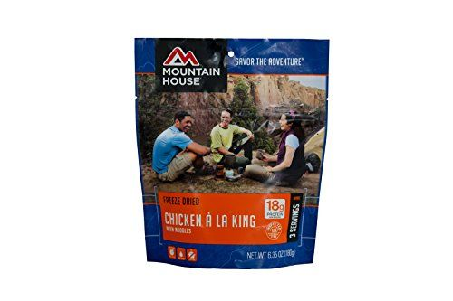 Mountain House Standard Pouch, Chicken Ala King and Noodles >>> Be sure to check out this awesome product.