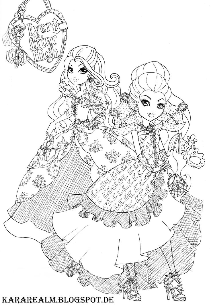 holly ohair coloring pages - photo#36