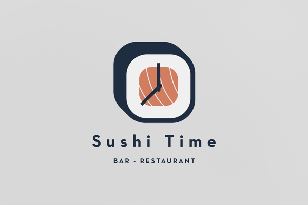 Sushi Time (Branding) on Behance