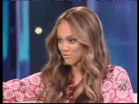 Leighton Meester on The Tyra Banks Show - YouTube