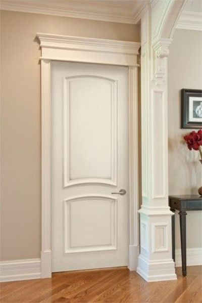 Precious Interior Door Trim Ideas Doors