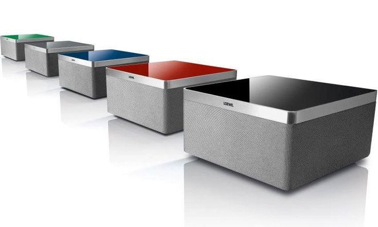 Le spécialiste allemand des systèmes de divertissement à domicile, Loewe, vient de dévoiler AirSpeaker. Cette enceinte compacte et puissante est désormais disponible à l'achat. Elle qui s'adresse à ceux qui souhaitent profiter de leur bibliothèque audio iTunes sur une enceinte de qualité,