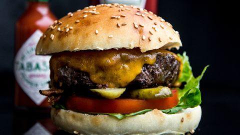 Matskolen: Hamburgeren, det amerikanske ikonet - Aftenposten