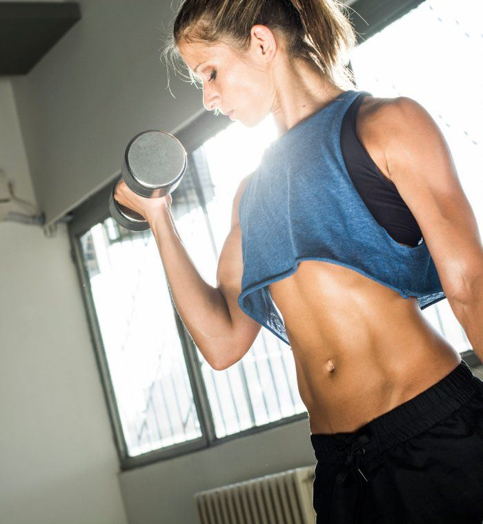 5 exercices pour muscler efficacement ses bras