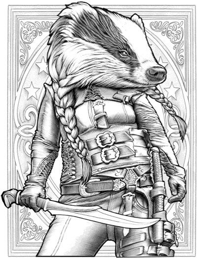 1171 b sta bilderna om colouring pages p pinterest for Bennett klein coloring pages