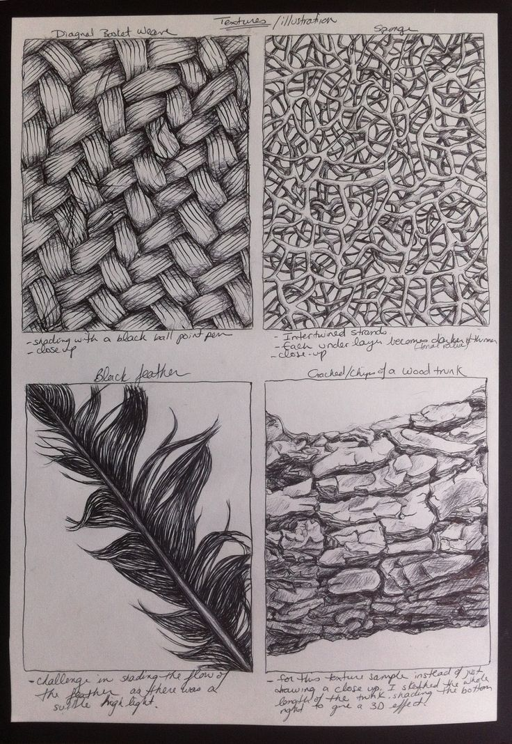 organic texture drawing exercise charcoal - Google Search