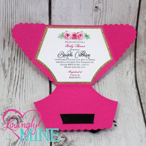 baby shower 2016 invitation set baby shower invitations pink black hot