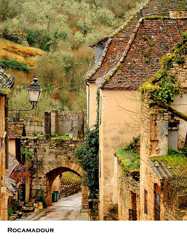 France. This looks just like a little village we visited that was having a wine and music festival. It was great.