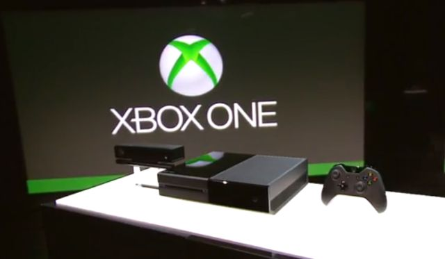 Here's Your New Xbox One: Microsoft's All-In-One Home Entertainment System