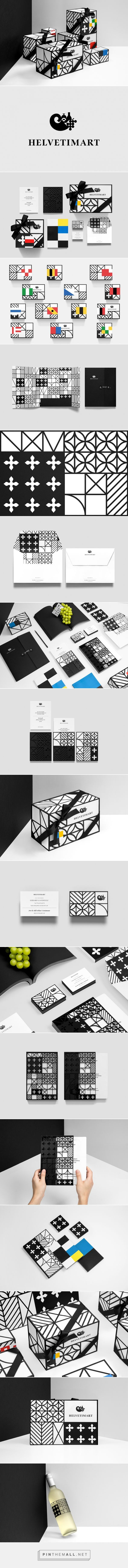 Helvetimart Food Market Branding and Packaging by Anagrama | Fivestar Branding Agency – Design and Branding Agency & Curated Inspiration Gallery