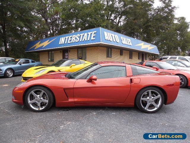 2005 Chevrolet Corvette Base Coupe 2-Door #chevrolet #corvette #forsale #unitedstates