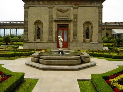 Bicheler, el blog de Bris.: El Castillo de Chapultepec.