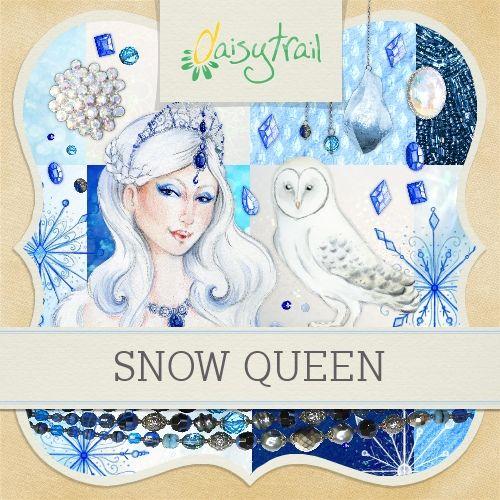 Snow Queen Digikit