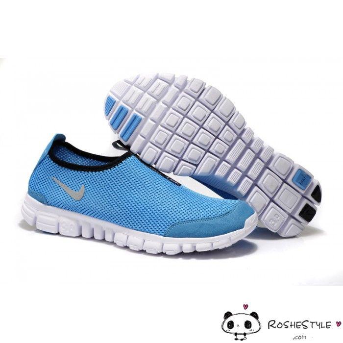 Nike Free 3.0 V3 Mens Military Blue Silver
