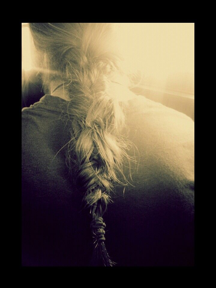The man braid by Kylie King