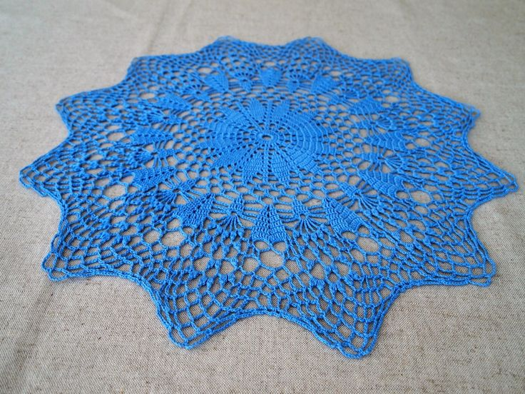 Excited to share the latest addition to my #etsy shop: SALE 40%; Ready to ship; SKY BLUE TABLECLOTH; Outstanding crochet tablecloth by VerLen Crochet #homedecor #bedroom #doily #doilies #crochet #lovecrochet #crochettablecloth #verlencrochet #sale #christmassale http://etsy.me/2C5X6Bo