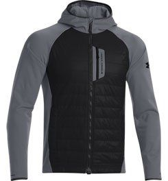 Under Armour ColdGear Infrared Werewolf Hooded Insulated Softshell Jacket - Men's