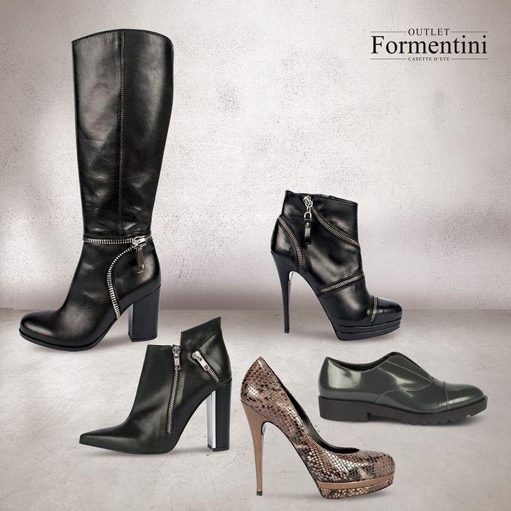 Formentini Outlet, il primo outlet della regione Marche per offerta di prodotti! Oltre 500 varianti di calzature DONNA prodotte 100% Made in Italy a prezzi di fabbrica!  Vi aspettiamo a Casette d'Ete,Sant'Elpidio A Mare,FM  Per mappa ed orari visita www.formentini.it/outlet!