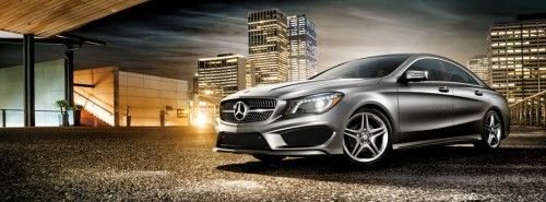 Nouvelle Mercedes CLA 2014