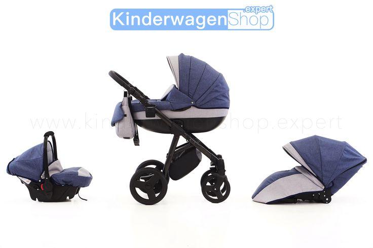 VOLQ Kombikinderwagen 3in1 - Babywanne, Buggy und Babyschale http://kinderwagenshop.expert/VOLQ-3in1-Kombikinderwagen_6 #VOLQ #3in1 #Knderwagen #Kombikinderwagen #Kinderwagenshopexpert