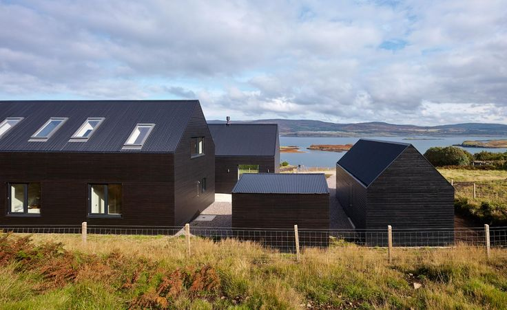 Colbost House: Dualchas Architects reinvent the Scottish black shed on the Isle of Skye | Architecture | Wallpaper* Magazine