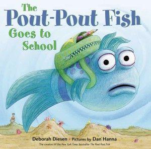 the pout pout fish goes to school pout pout fish adventuredeborah diesen