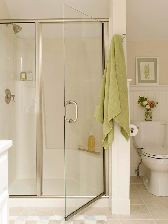 A new door framed in brushed nickel and vintage style fixtures gives the  shower aBest 25  Fiberglass shower stalls ideas on Pinterest   Fiberglass  . New Bathroom Fitted Price. Home Design Ideas