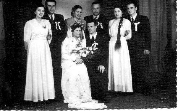 Kłodzko ślub Sylwester Widuch, Janina Duplicka