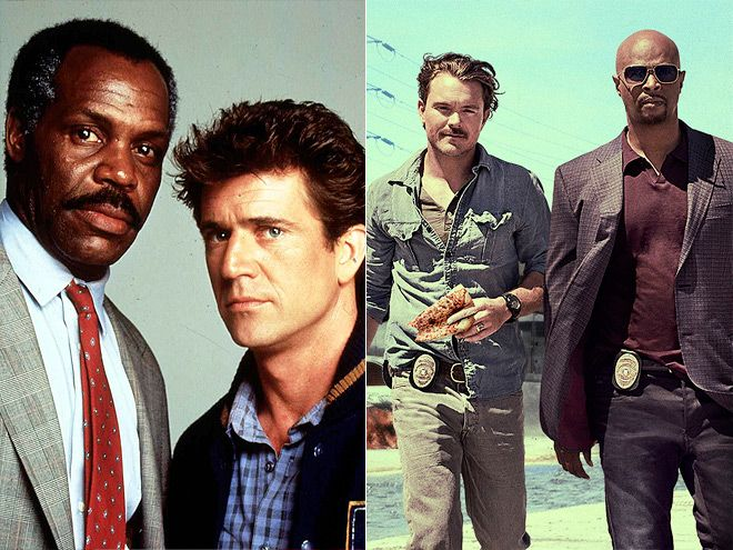 Reboot, Reuse, Recycle: 4 Big-Screen Greats (and 1 TV Classic) with Major Fall TV Buzz | LETHAL WEAPON | Sept. 21, FoxStepping into the shoes of Mel Gibson and Danny Glover, Clayne Crawford and Damon Wayans report for duty – and buddy comedy.