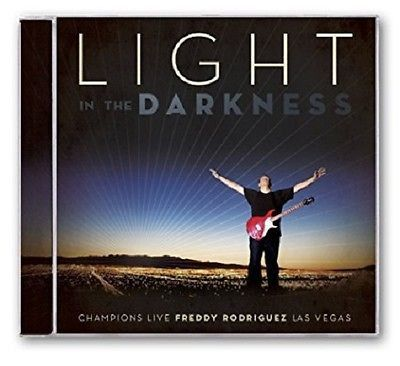 Light in the Darkness [Audio CD] Freddy Rodriguez