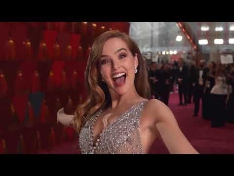 oscars red carpet 2018 los mejores  looks de los famosos¡¡