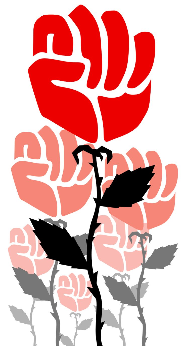 Growing is direct activism; through both physically growing and spiritually growing we learn that our protest can be as beautfil as roses.