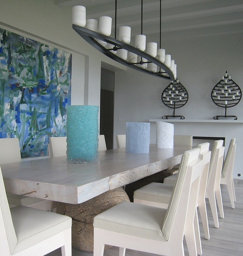 Very Cool Marble Dining Table