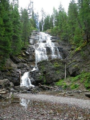 Morrell Falls near Seeley Lake, Montana Keri do you want to do this hike when we get to seeley?