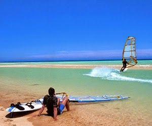 Verano en Las Marismas de Corralejo, en Fuerteventura, con los Niños Gratis