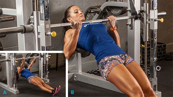 Bodybuilding.com - Erin Stern Elite Body 4 Week Daily Fitness Trainer Day 1