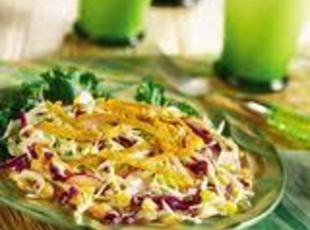 Mexican slaw, Mexicans and Vegetables on Pinterest