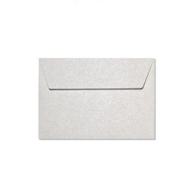 Enveloppe blanche irisé 114x162, enveloppe C6 Pollen Clairefontaine, papiers-faire-part.com
