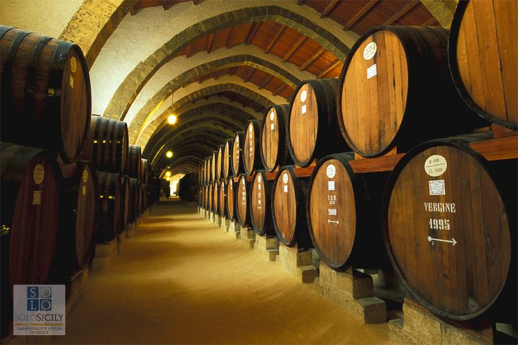 Wine tasting is a must in #west #Sicily at one of the famous wineries in Marsala