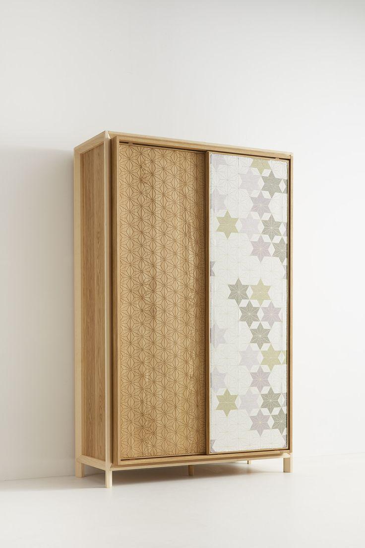 Pin Von Destilat Auf Asanoha Bett Kasten Schrank Grune Erde Nachtkastchen Kasten