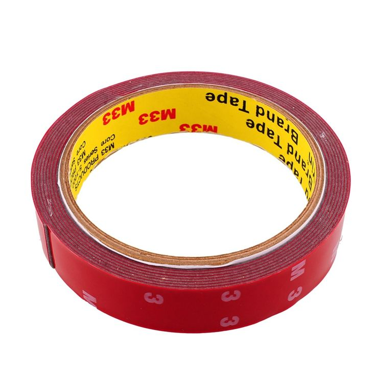 New Useful Strong Permanent 3M Double Sided Adhesive Tape Versatile Car Auto Truck Craft 20mm #shoes, #jewelry, #women, #men, #hats, #watches, #belts
