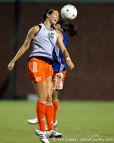 University of Florida soccer scrimmage | GatorCountry.com