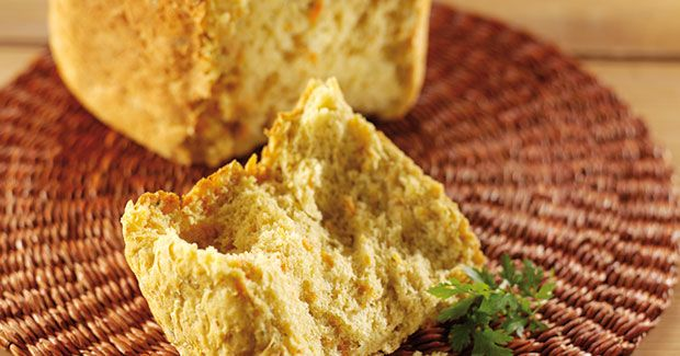 Rapid Bake Carrot and Coriander Bread