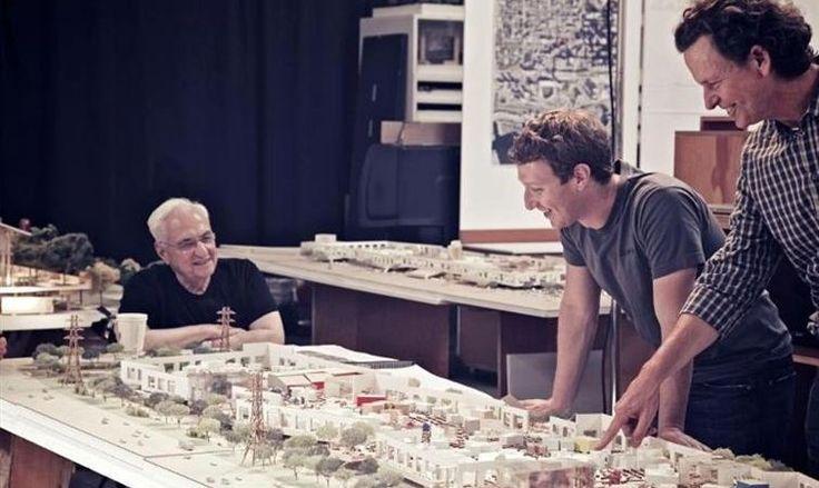 Mark Zuckerberg creará un pueblo sostenible con 1500 viviendas @alvarodabril