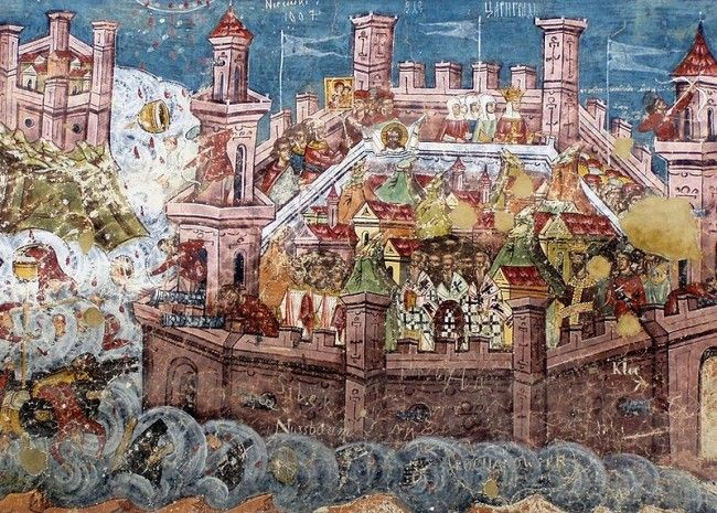 The Means of Destruction: How the Ottoman Empire Finally Ended the Byzantine Empire - Medievalists.net