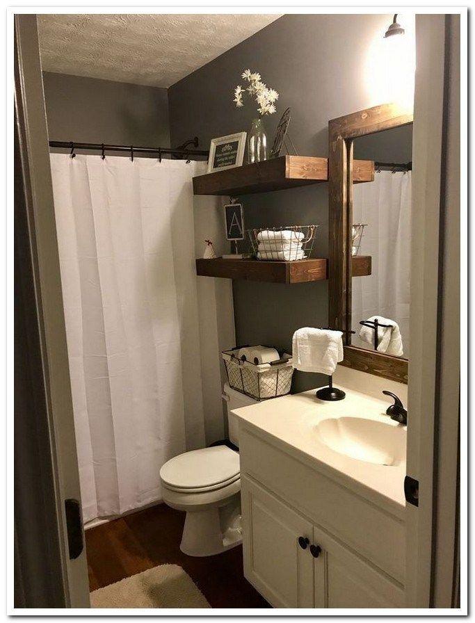 35 Amazing Bathroom Decor Design Ideas Bathroomdecor Bathroomdecorideas Amazingbathroomdecor Fre Restroom Decor Guest Bathroom Decor Bathroom Design Decor